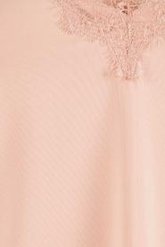 Rosemunde | Top met kant Lela | lichtroze  | Afbeelding 5