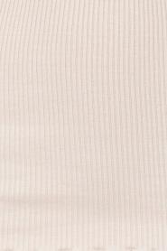Rosemunde | Zijden top Belle | grijs  | Afbeelding 5