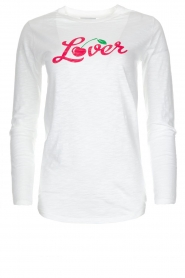 Zoe Karssen |  T-shirt Lover | white  | Picture 1
