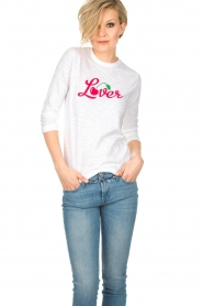 Zoe Karssen |  T-shirt Lover | white  | Picture 2