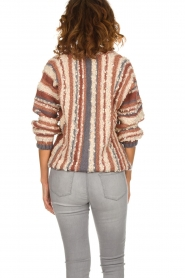 Rabens Saloner |  Knitted sweater Fatema | multi  | Picture 5