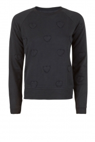 Sweater Heart | dark blue