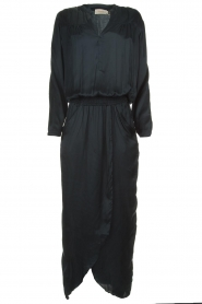 Rabens Saloner |  Maxi dress Carina | blue  | Picture 1