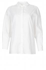JC Sophie |  Boyfriend blouse Jacqui | white  | Picture 1