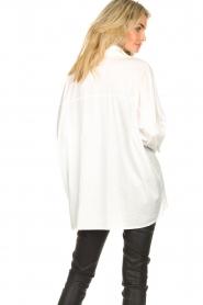 JC Sophie    Boyfriend blouse Jacqui   white    Picture 7