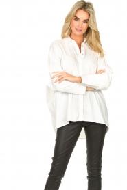 JC Sophie    Boyfriend blouse Jacqui   white    Picture 5