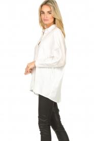 JC Sophie    Boyfriend blouse Jacqui   white    Picture 6