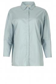 JC Sophie |  Boyfriend blouse Jacqui | blue  | Picture 1