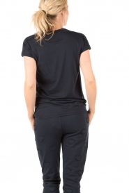 Zoe Karssen | T-shirt Rage | donkerblauw  | Afbeelding 5