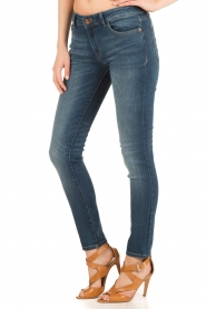 DL1961 | Slim fit jeans Florence Coleman | blauw  | Afbeelding 4