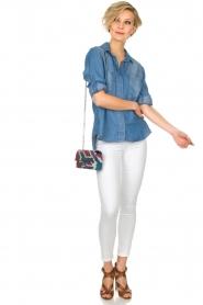Bella Dahl | Spijkerblouse Nila | blauw  | Afbeelding 3