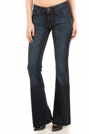 DL1961 |  Flared jeans Joy Pulse | dark blue  | Picture 3