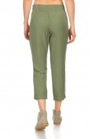 Bella Dahl |  Pants Oula | green  | Picture 5