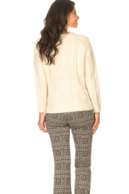 JC Sophie |  Knitted sweater Journey | beige   | Picture 6