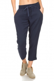 Bella Dahl |  Pants Oula | blue  | Picture 2