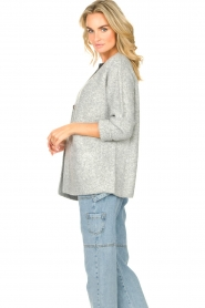JC Sophie |  Knitted cardigan Joanna | grey  | Picture 5