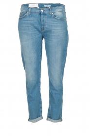 7 For All Mankind | Boyfriend jeans Josefina | blauw  | Afbeelding 1
