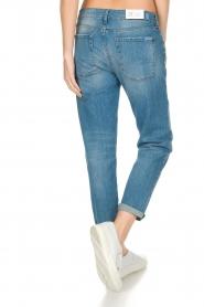 7 For All Mankind | Boyfriend jeans Josefina | blauw  | Afbeelding 5