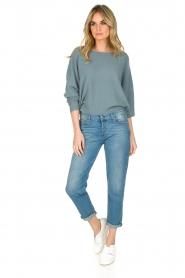 7 For All Mankind | Boyfriend jeans Josefina | blauw  | Afbeelding 3