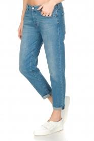 7 For All Mankind | Boyfriend jeans Josefina | blauw  | Afbeelding 4