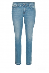 7 For All Mankind |  Skinny jeans Piper Escape | blue  | Picture 1