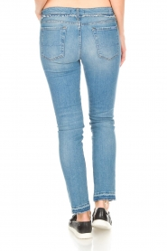 7 For All Mankind |  Skinny jeans Piper Escape | blue  | Picture 5