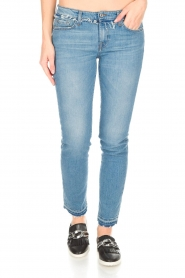 7 For All Mankind |  Skinny jeans Piper Escape | blue  | Picture 2