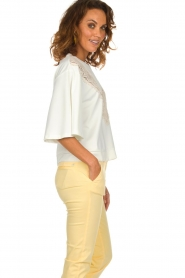 AnnaRita N |  Top Olivia | white  | Picture 4