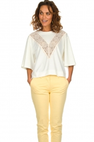 AnnaRita N |  Top Olivia | white  | Picture 2