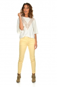 AnnaRita N |  Top Olivia | white  | Picture 3
