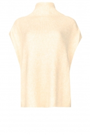 JC Sophie |  Oversized knitted spencer Jo-Marie | creme  | Picture 1