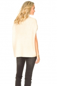 JC Sophie |  Oversized knitted spencer Jo-Marie | creme  | Picture 6