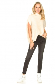 JC Sophie |  Oversized knitted spencer Jo-Marie | creme  | Picture 3