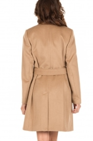 MICHAEL Michael Kors | Trenchcoat Tailored | camel  | Afbeelding 5
