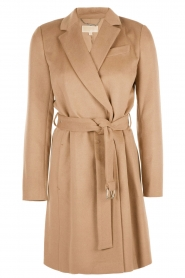 MICHAEL Michael Kors | Trenchcoat Tailored | camel  | Afbeelding 1