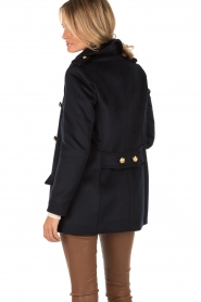 Peacoat Military | Blue