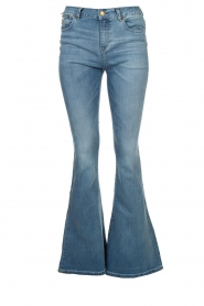 Lois Jeans |  Flared jeans Rafaela | blue  | Picture 1