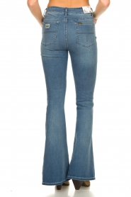 Lois Jeans |  Flared jeans Rafaela | blue  | Picture 7