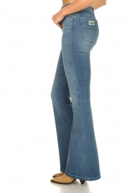 Lois Jeans |  Flared jeans Rafaela | blue  | Picture 6