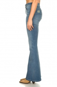 Lois Jeans |  Flared jeans Rafaela | blue  | Picture 5