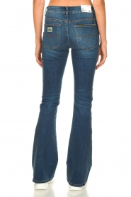Lois Jeans :  L34 Flared jeans Raval | blue - img6