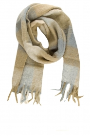 JC Sophie |  Knitted scarf Juanita | blue  | Picture 1