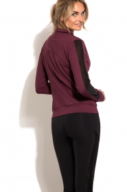 Deblon Sports | Vest Sue | bordeaux  | Afbeelding 5