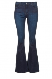 Lois Jeans |  L32 Flared jeans Raval | dark blue  | Picture 1