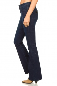 Lois Jeans |  L32 Flared jeans Raval | dark blue  | Picture 5