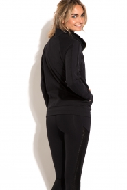 Deblon Sports | Vest Ribbed Classic | zwart  | Afbeelding 5