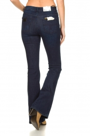 Lois Jeans |  L34 Flared jeans Raval | dark blue  | Picture 7