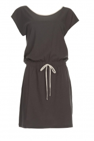Blaumax |  Cotton dress Shelly | grey  | Picture 1