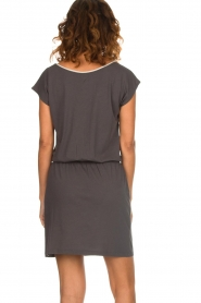 Blaumax |  Cotton dress Shelly | grey  | Picture 5