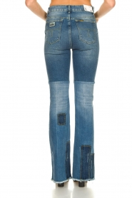 Lois Jeans |  Destroyed flared jeans Ramona | blue  | Picture 8